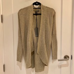 Francesca's Quinn Cardigan Wrap Sweater Medium NWT
